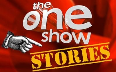 Coverage on the BBC's One Show