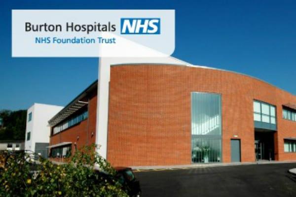 Burton Hospital