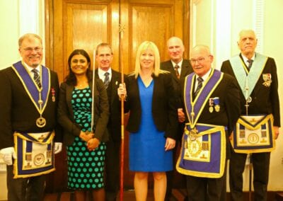 Notts Freemasons 05 04 2019 P Solanki -43