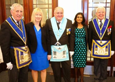 Notts Freemasons 05 04 2019 P Solanki -8