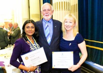 Rotary International Awards 10 May 2019